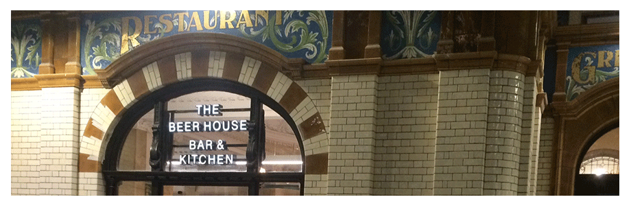 Manchester Victoria Beer House exterior