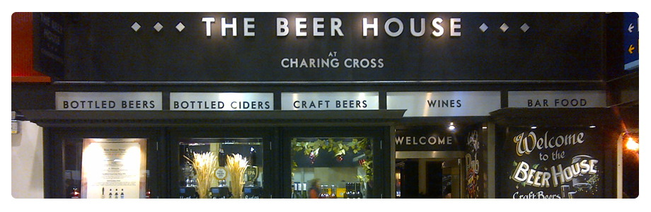 The Beer House Front Charing Cross image