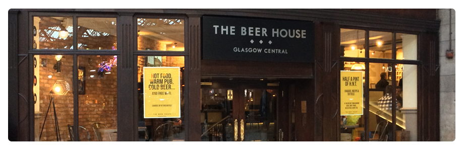 The Beer House GlasgowImage